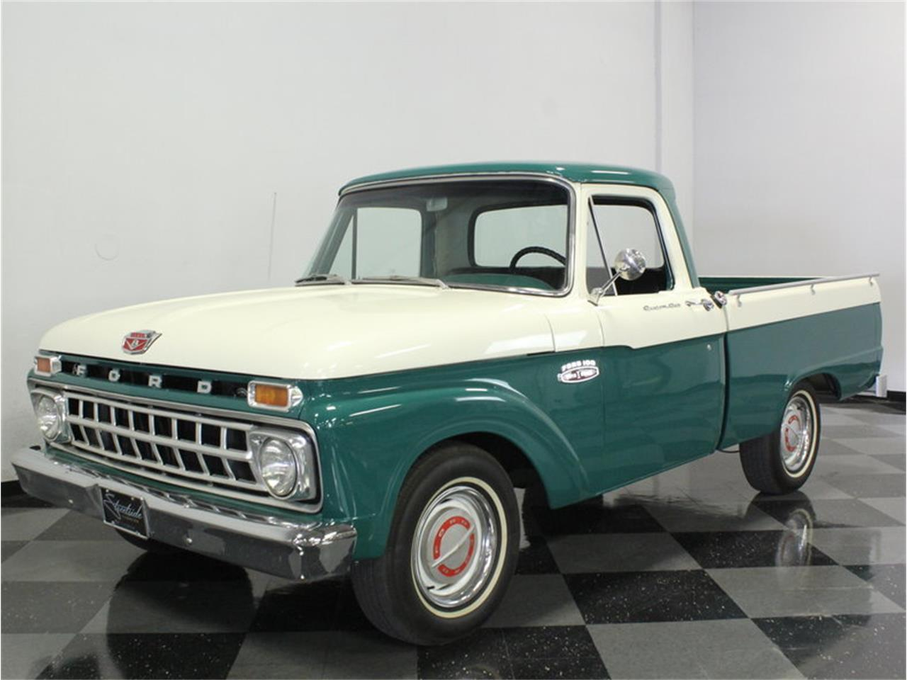 For sale 1965 ford f100 in ft worth texas
