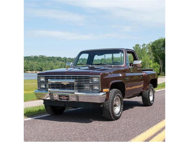 1983 Chevrolet K-10 Pickup Stepside | 847679