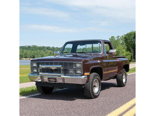 1983 Chevrolet K-10 Pickup Stepside | 847679