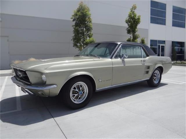 1967 Ford Mustang | 847703