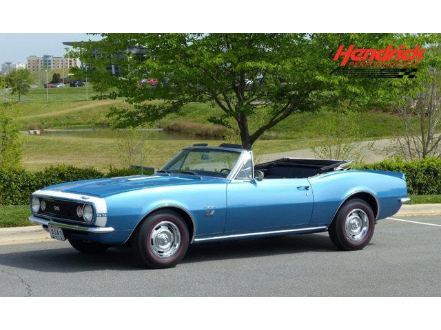 1967 Chevrolet Camaro | 847706
