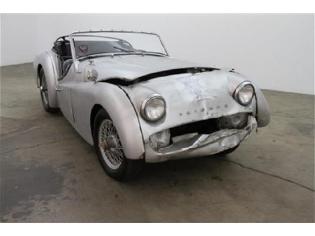 1957 Triumph TR3 | 847707