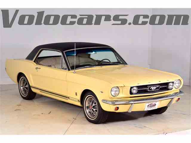 1966 Ford Mustang GT | 847737