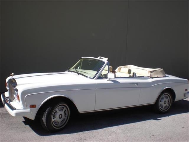 1986 Rolls-Royce Corniche | 847739