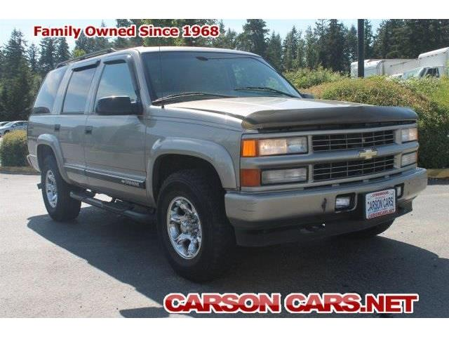 2000 Chevrolet Tahoe Limited/Z71 | 847752