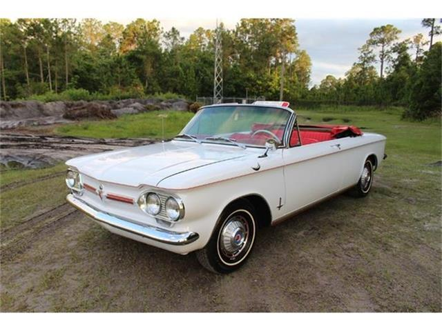 1962 Chevrolet Corvair | 847763