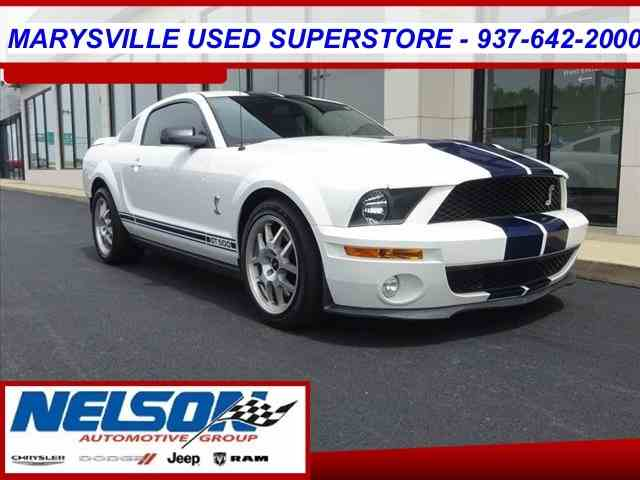 2007 Shelby GT500 | 847770