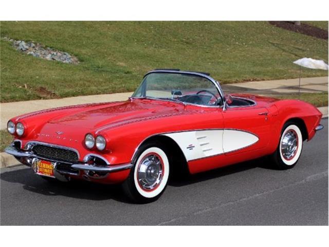1961 Chevrolet Corvette | 847778