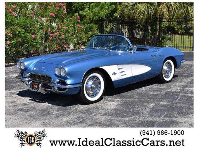1961 Chevrolet Corvette | 847779