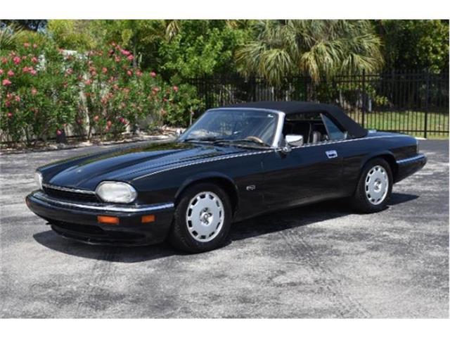 1996 Jaguar XJS | 847780
