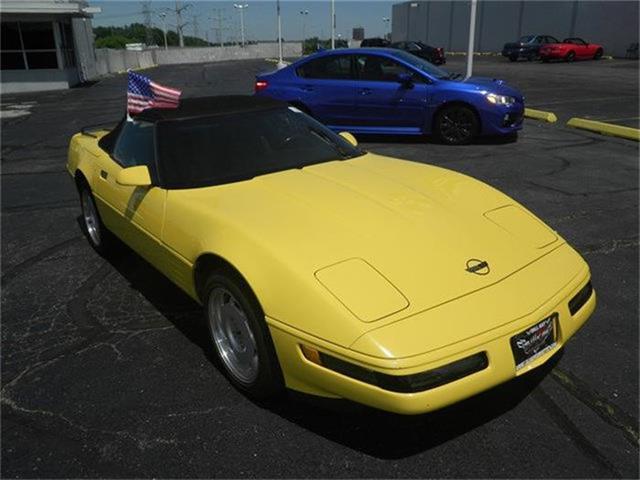1992 Chevrolet Corvette | 847795