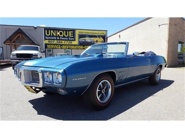 1969 Pontiac Firebird | 847801