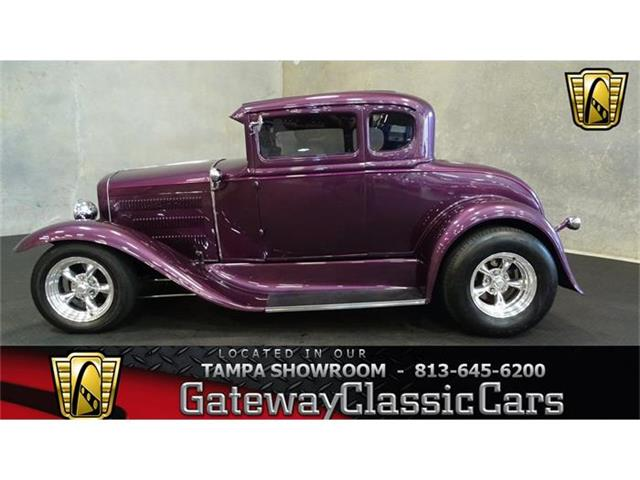 1931 Ford 5-Window Coupe | 847824