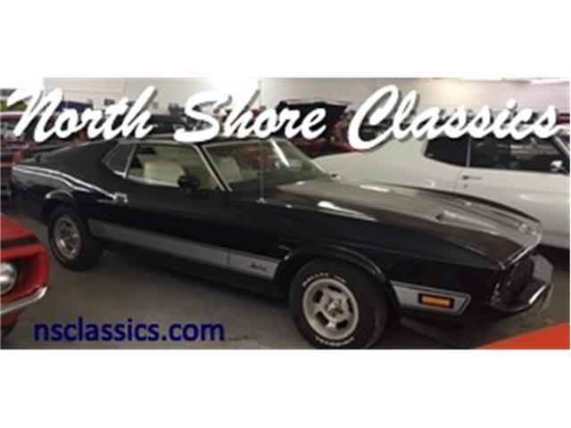 1973 Ford Mustang   847902
