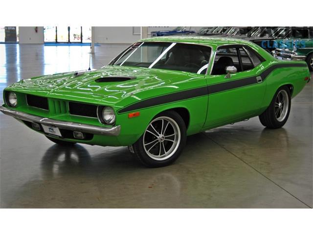 1973 Plymouth Cuda | 848622