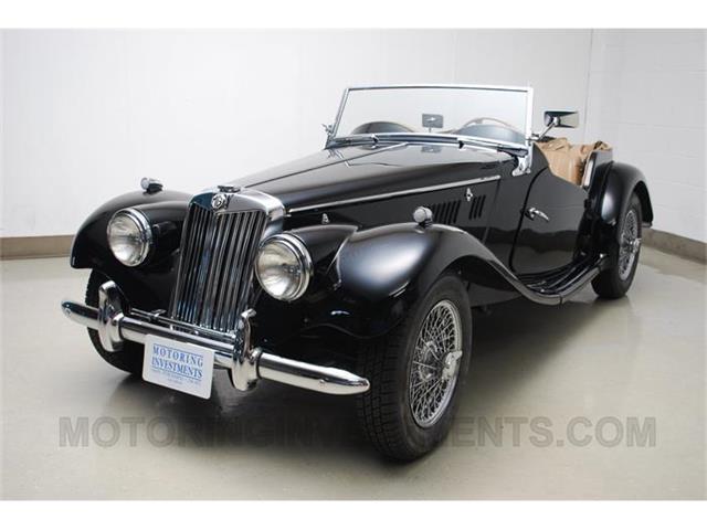 1954 MG TF | 848625