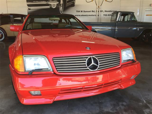 1991 Mercedes-Benz 300SL | 848627