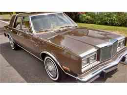 1985 Chrysler Fifth Avenue for Sale - CC-848629