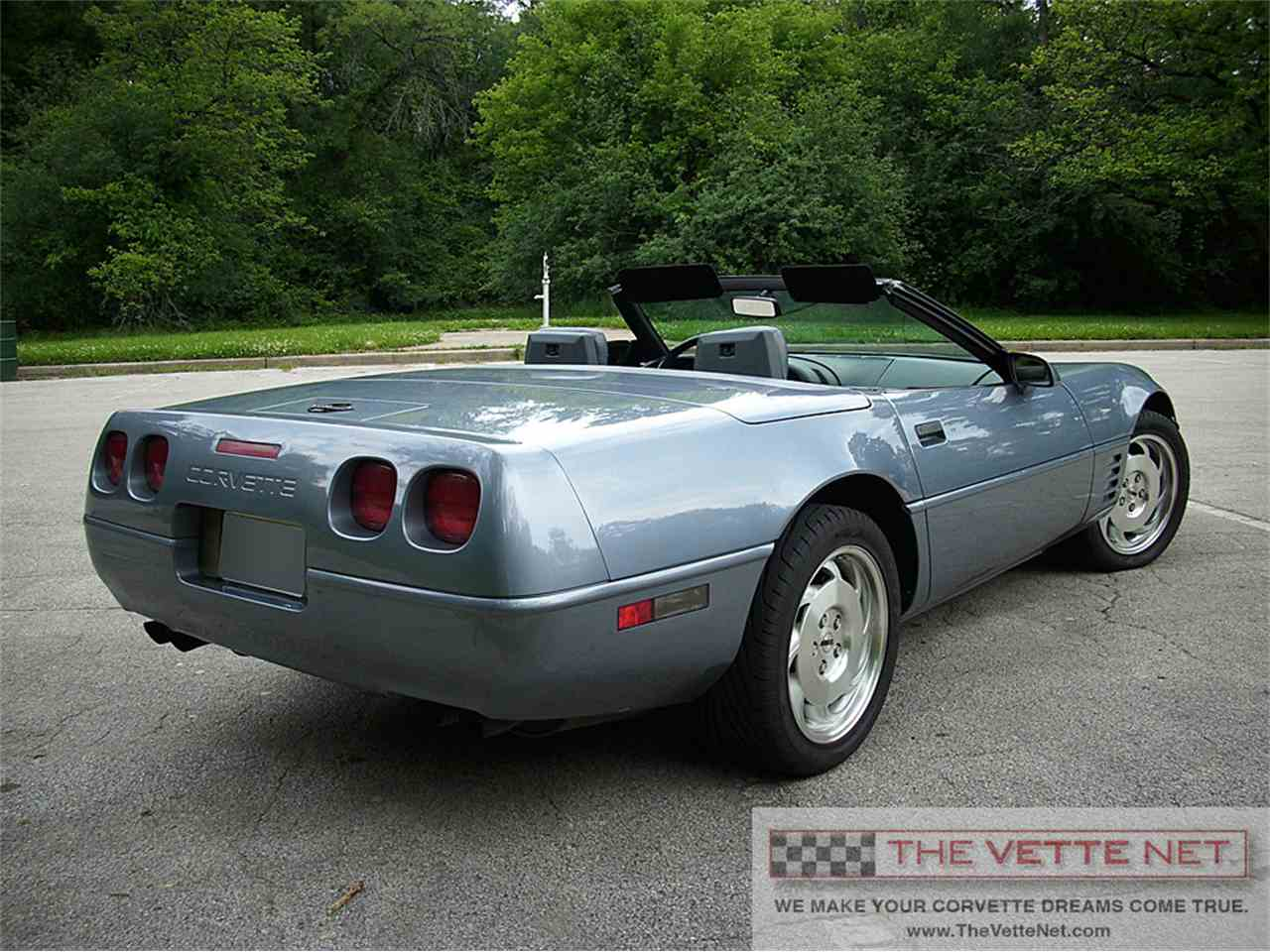 Large Picture of '91 Corvette - I6TL