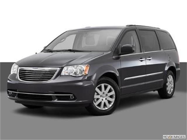 2015 Chrysler Town & Country | 848665