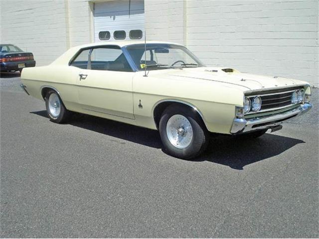 1969 Ford Cobra | 848677