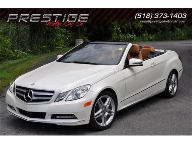 2013 Mercedes-Benz E350 | 848692