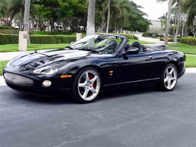 2005 Jaguar XKR-100 | 848736