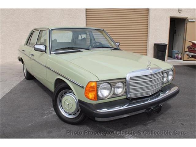 1979 Mercedes-Benz 240 D | 848737