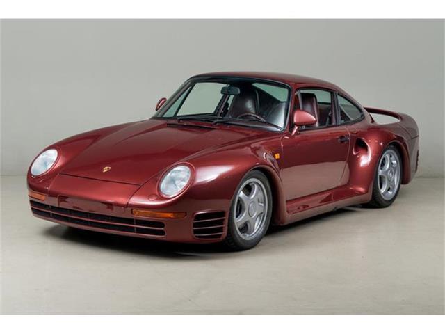 1988 Porsche 959   848765