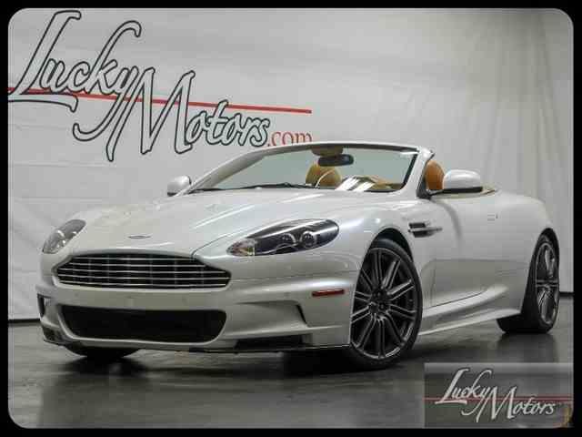 2010 Aston Martin DBS | 848771