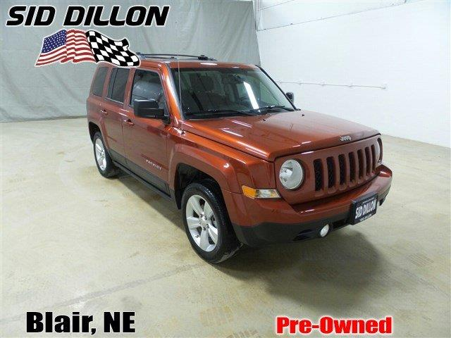 2012 Jeep Patriot | 848799