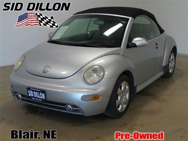 2003 Volkswagen New Beetle Convertible | 848822