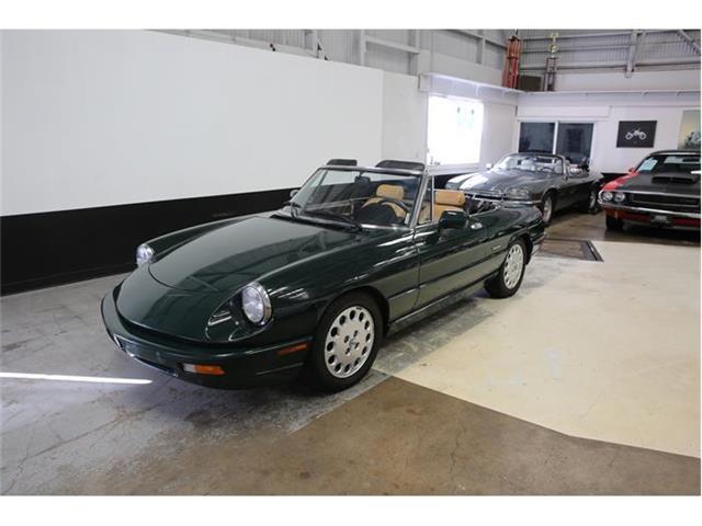 1993 Alfa Romeo Spider | 848833