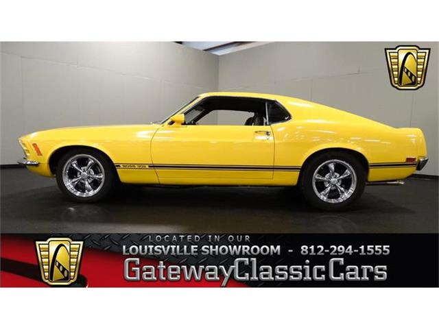 1970 Ford Mustang | 848836