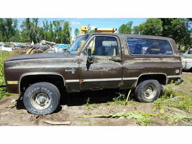 1984 Chevrolet Blazer | 848837