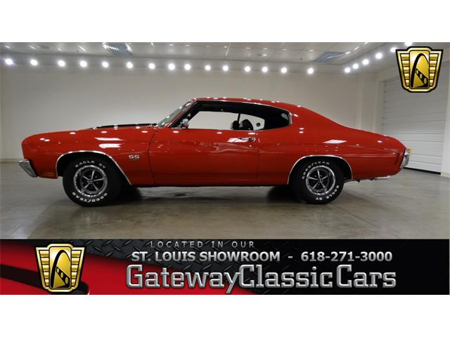 1970 Chevrolet Chevelle | 848840