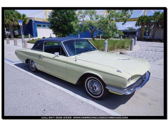 1966 Ford Thunderbird | 848886