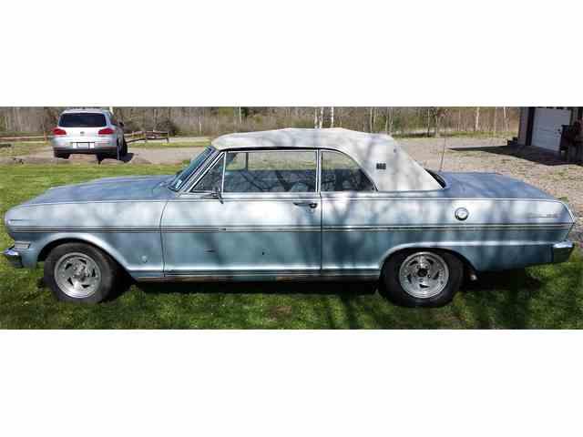 1963 Chevrolet Nova II SS | 848909