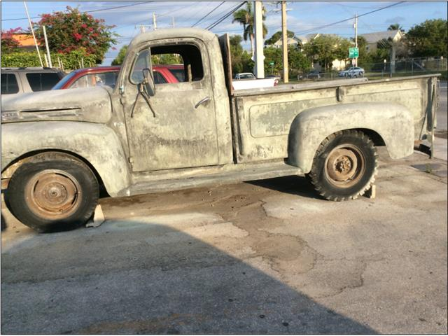 1949 Ford F3 | 849119