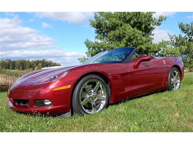 2007 Chevrolet Corvette | 849220