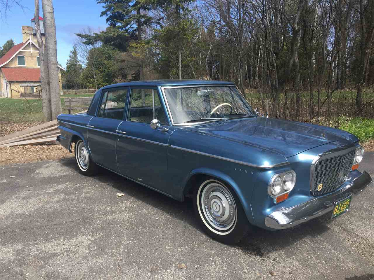 1963 Studebaker Lark for Sale on ClassicCarscom  2 Available