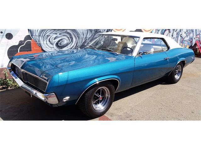 1969 Mercury Cougar | 849225