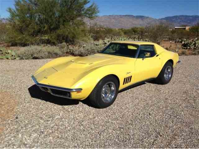 1969 Chevrolet Corvette Stingray | 849230