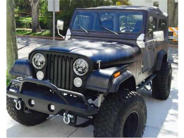 1982 Jeep CJ8 Scrambler | 849242