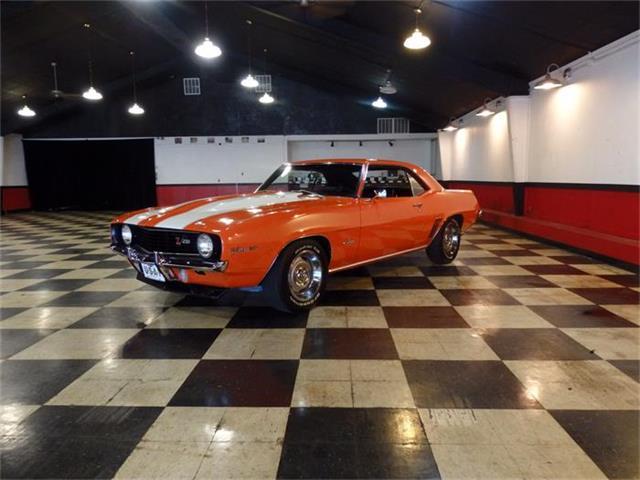 1969 Chevrolet Camaro Z28 | 849248