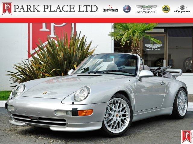 1998 Porsche 911 Carrera 4 Cabriolet | 849260