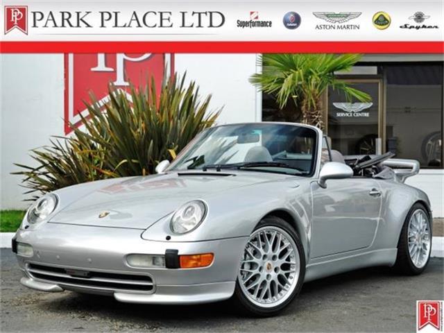 1998 Porsche 911 Carrera 4 Cabriolet   849260