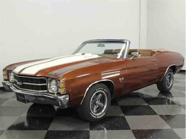 1971 Chevrolet Chevelle SS | 849268