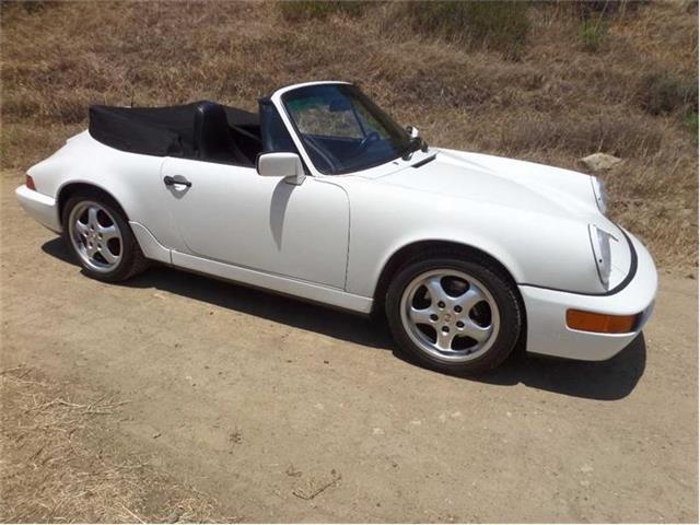 1991 Porsche 911 | 849272