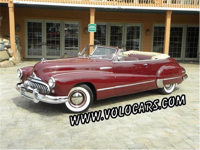 1947 Buick Roadmaster   849284